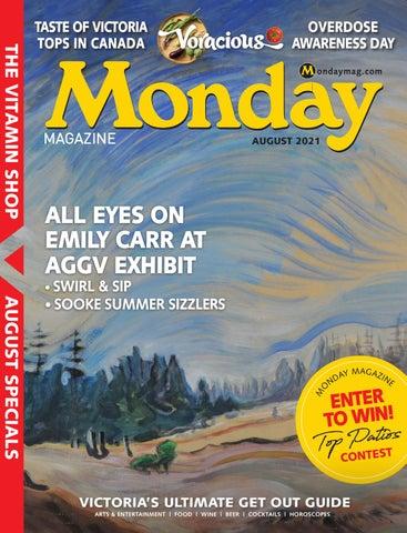Monday Magazine, July 29, 2021