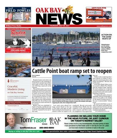 Oak Bay News, July 29, 2021
