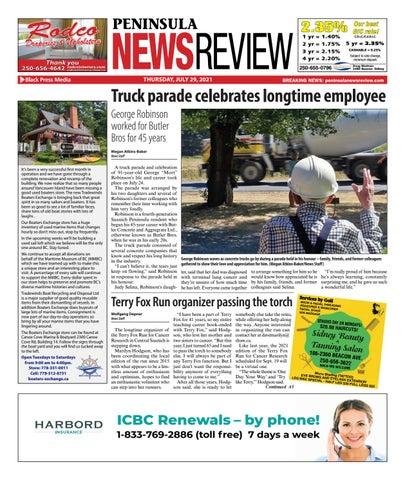 Peninsula News Review, July 29, 2021