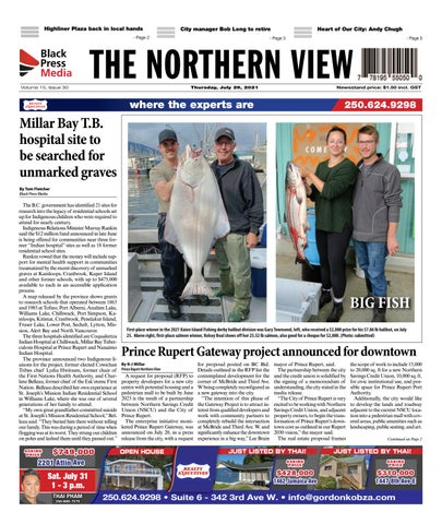 The Northern View/Northern Connector, July 29, 2021