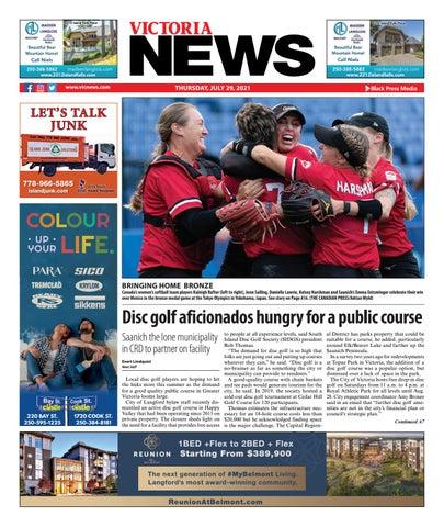 Victoria News, July 29, 2021