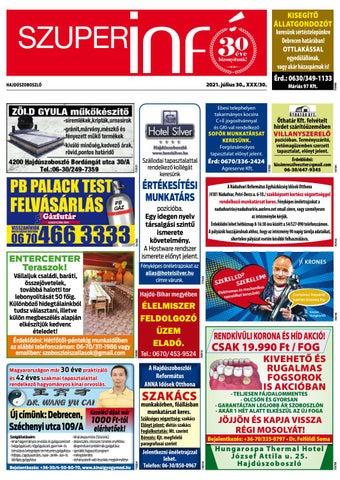 Hajduszoboszlo 2021.07.30