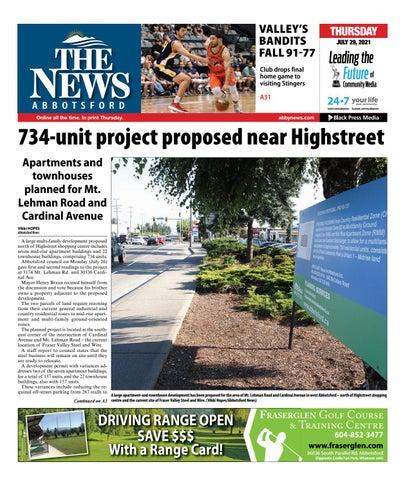 Abbotsford News, July 29, 2021