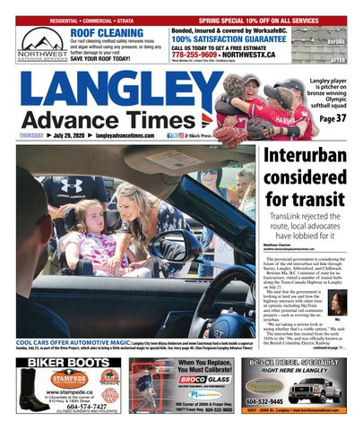 Langley Times, July 29, 2021