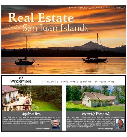 San Juan Real Estate Review: June Edition