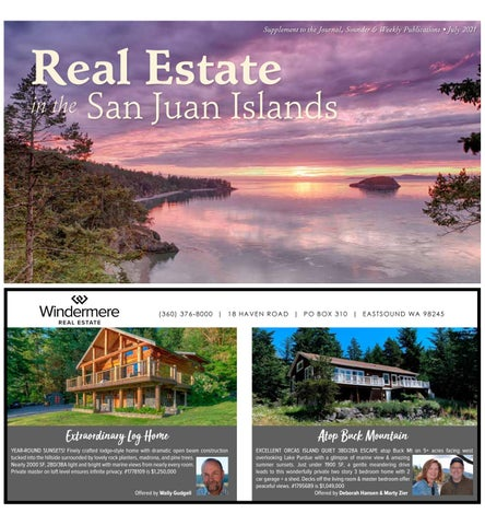San Juan Real Estate Review: July Edition