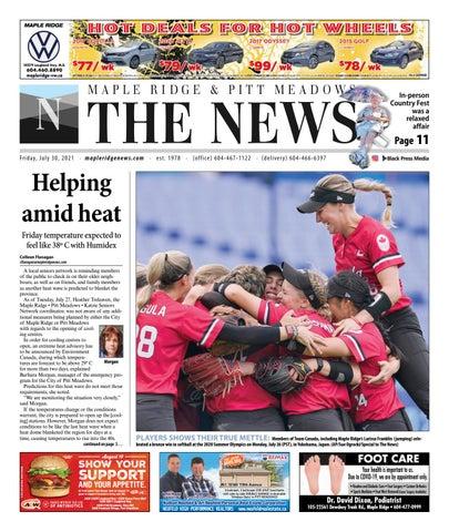 Maple Ridge News, July 30, 2021