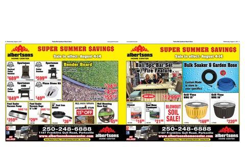 August 04, 2021 Parksville Qualicum Beach News