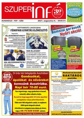 Dunakeszi 2021.08.06