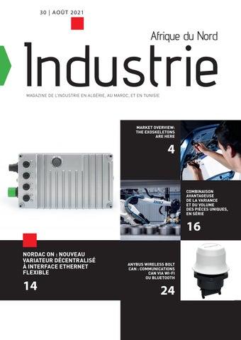 Industrie Afrique du Nord | 30 - Août 2021