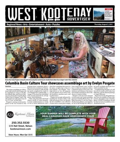 Nelson Star/West Kootenay Advertiser, August 5, 2021