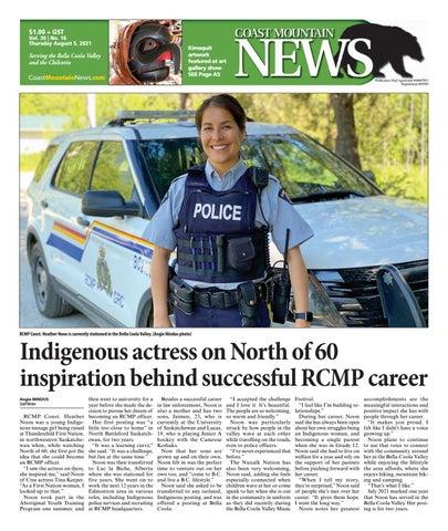 Coast Mountain News, August 5, 2021