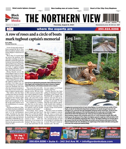 The Northern View/Northern Connector, August 5, 2021