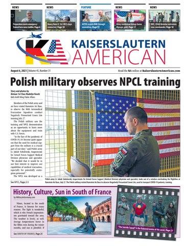 Kaiserslautern American - August 6, 2021
