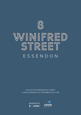 8 Winifred Street, Essendon