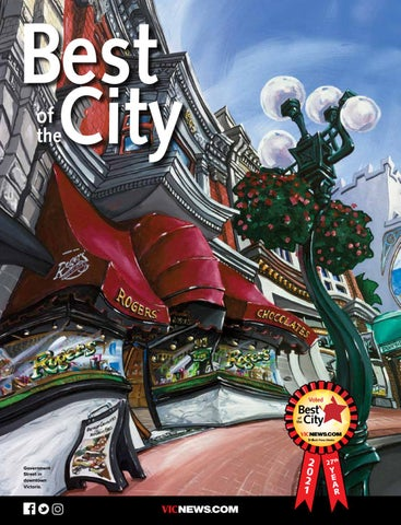 Best of the City 2021