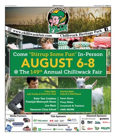 Chilliwack Fair 2021