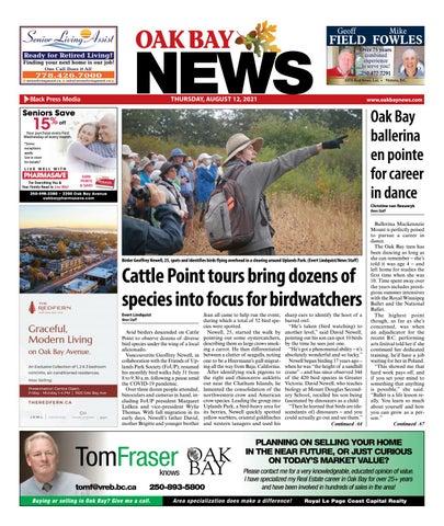 Oak Bay News, August 12, 2021