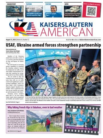 Kaiserslautern American - August 13, 2021