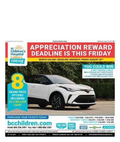 August 18, 2021 Penticton Western News