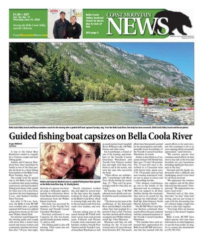 Coast Mountain News, August 19, 2021