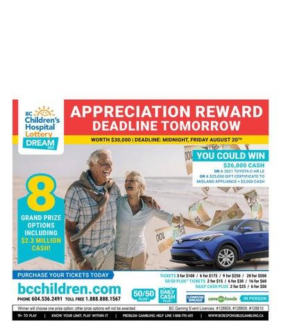 August 19, 2021 Abbotsford News