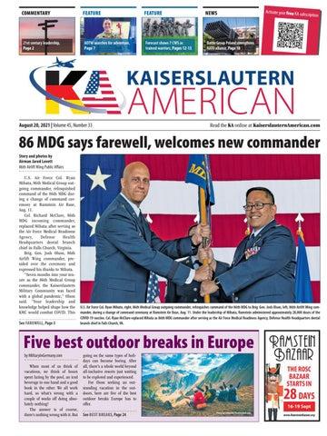 Kaiserslautern American - August 20, 2021