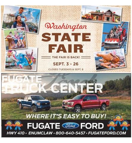 2021 Washington State Fair Guide