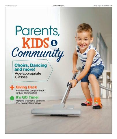 Parents, Kids & Community
