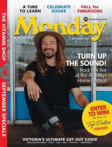 Monday Magazine September 2021