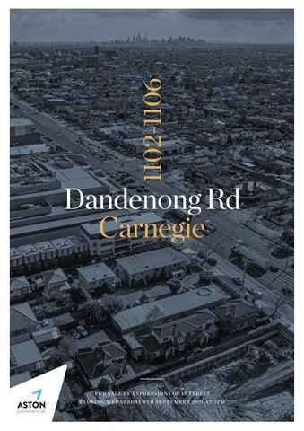 1102-1106 Dandenong Road, Carnegie
