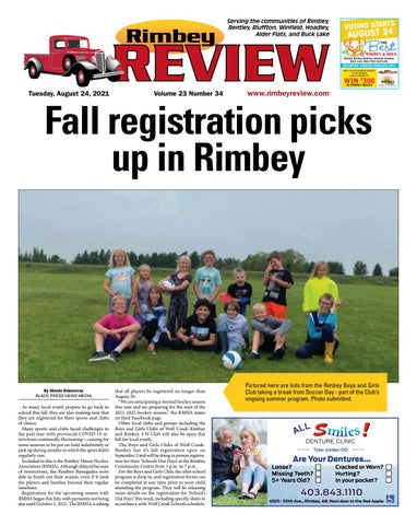 Rimbey Review, August 24, 2021