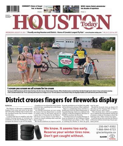 Houston Today, August 25, 2021