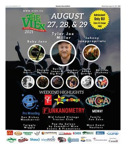 VIEX - August 25, 2021