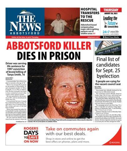Abbotsford News, August 26, 2021