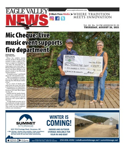 Eagle Valley News, August 26, 2021