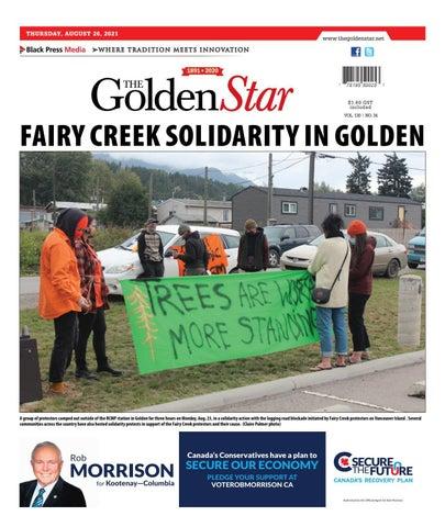 Golden Star, August 26, 2021