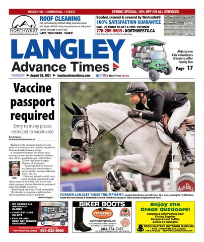 Langley Times, August 26, 2021