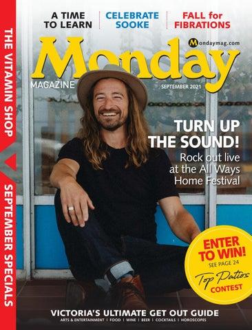 Monday Magazine, August 26, 2021