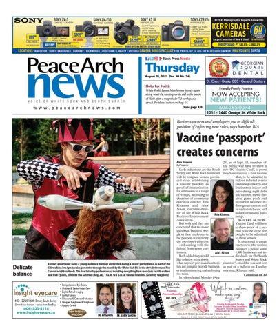 Peace Arch News, August 26, 2021