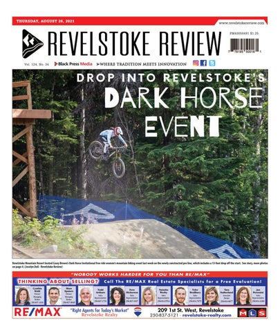 Revelstoke Times Review, August 26, 2021