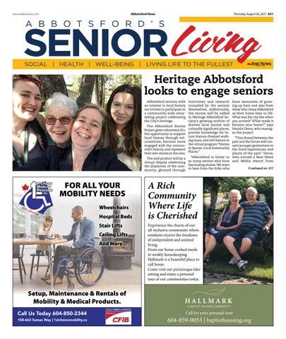 Senior Living August 2021