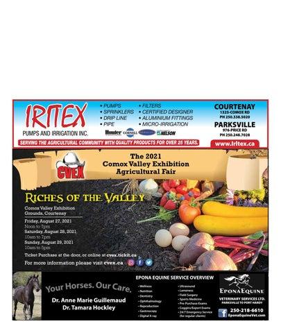 CVEX - Comox Valley Fall Fair 2021