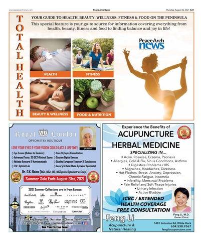 Total Health, Aug 2021