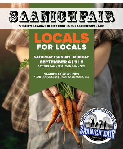 Saanich Fair 2021