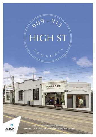 909-913 High Street, Armadale