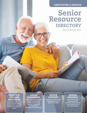 Seniors Resource Directory