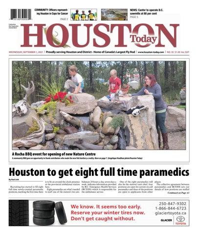 Houston Today, September 1, 2021