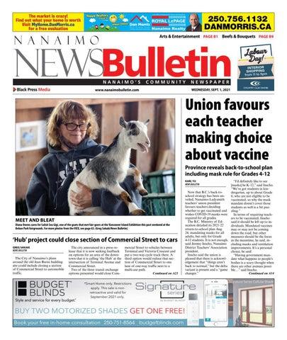 Nanaimo News Bulletin, September 1, 2021