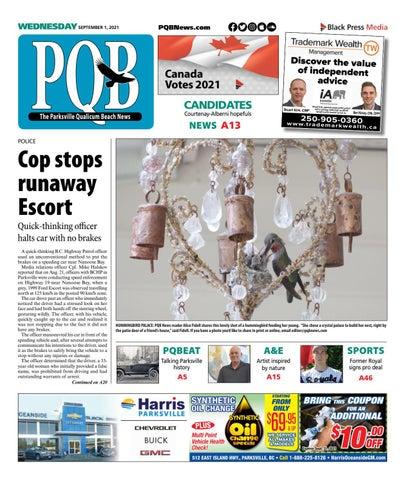 Parksville Qualicum Beach News, September 1, 2021